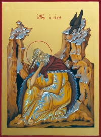 Elia nel deserto