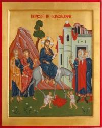 Ingresso in Gerusalemme
