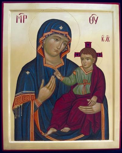 Madre di Dio Consolata (2016)