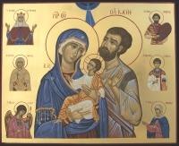 Sacra Famiglia e Santi di famiglia / 2