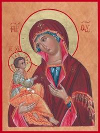 Madre di Dio Odighitria Gerusalemme