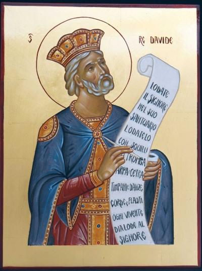 Re e profeta Davide