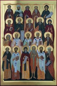 Santi monaci