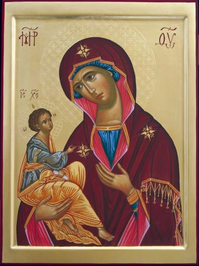 Madre di Dio Odighitria (2017)